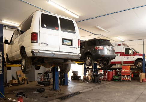 Medium Duty Truck Repair Cleveland Ohio MPI Service